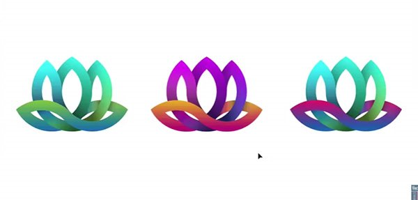 How to Create a Flower Logo in Adobe Illustrator CC