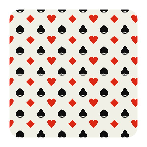 Create a Card Suits Pattern in Adobe Illustrator