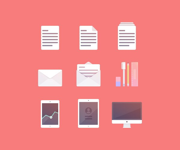 Create a Set of Productivity Icons in Adobe Illustrator