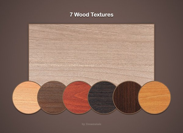 Download 7 Free Wood Textures