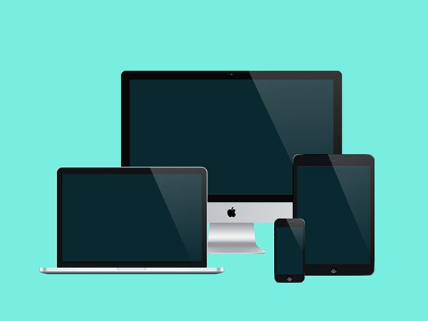Apple Devices Mockup