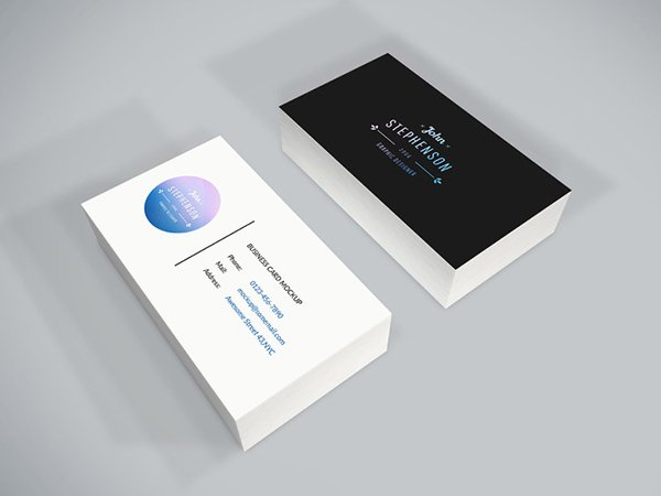 Business Card Mockup Vol.5